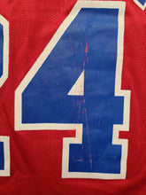 Load image into Gallery viewer, Vintage Mens Champion Washington Bullets Tom Gugliotta Jersey Size 44-Red