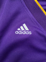 Vintage Mens Adidas Los Angeles Lakers Kobe Bryant Swingman Jersey Size Large-Purple