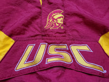 Load image into Gallery viewer, Vintage Youth Starter USC Trojans 3/4 Pullover Jacket Size Large