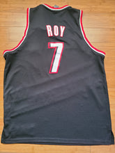 Load image into Gallery viewer, Mens Adidas Portland Trailblazers Brandon Roy Authentic Jersey Size 52-Black