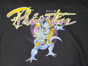 Mens Primitive Dragon Ball Z Frieza Tshirt Size XL-Black