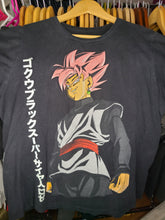 Load image into Gallery viewer, Mens Dragon Ball Super Goku Black Tshirt Size XL-Black