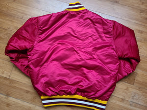 Vintage Mens Starter Florida State Seminoles Satin Jacket Size Medium