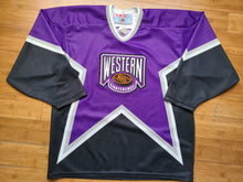 Load image into Gallery viewer, Vintage Mens CCM 94-97 NHL Western Conference Jersey Size Large