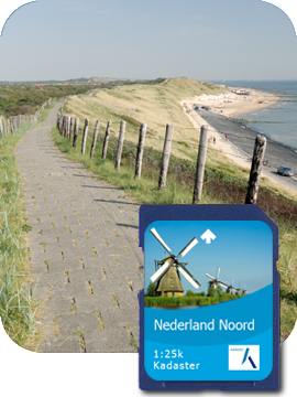 Northern Netherlands 1:25k
