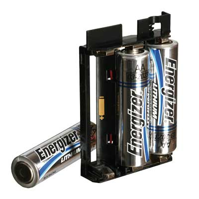AA Battery Caddy (Active 10/12)