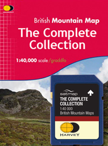 Satmap MapCard: The Collection (HARVEY MM 40k)