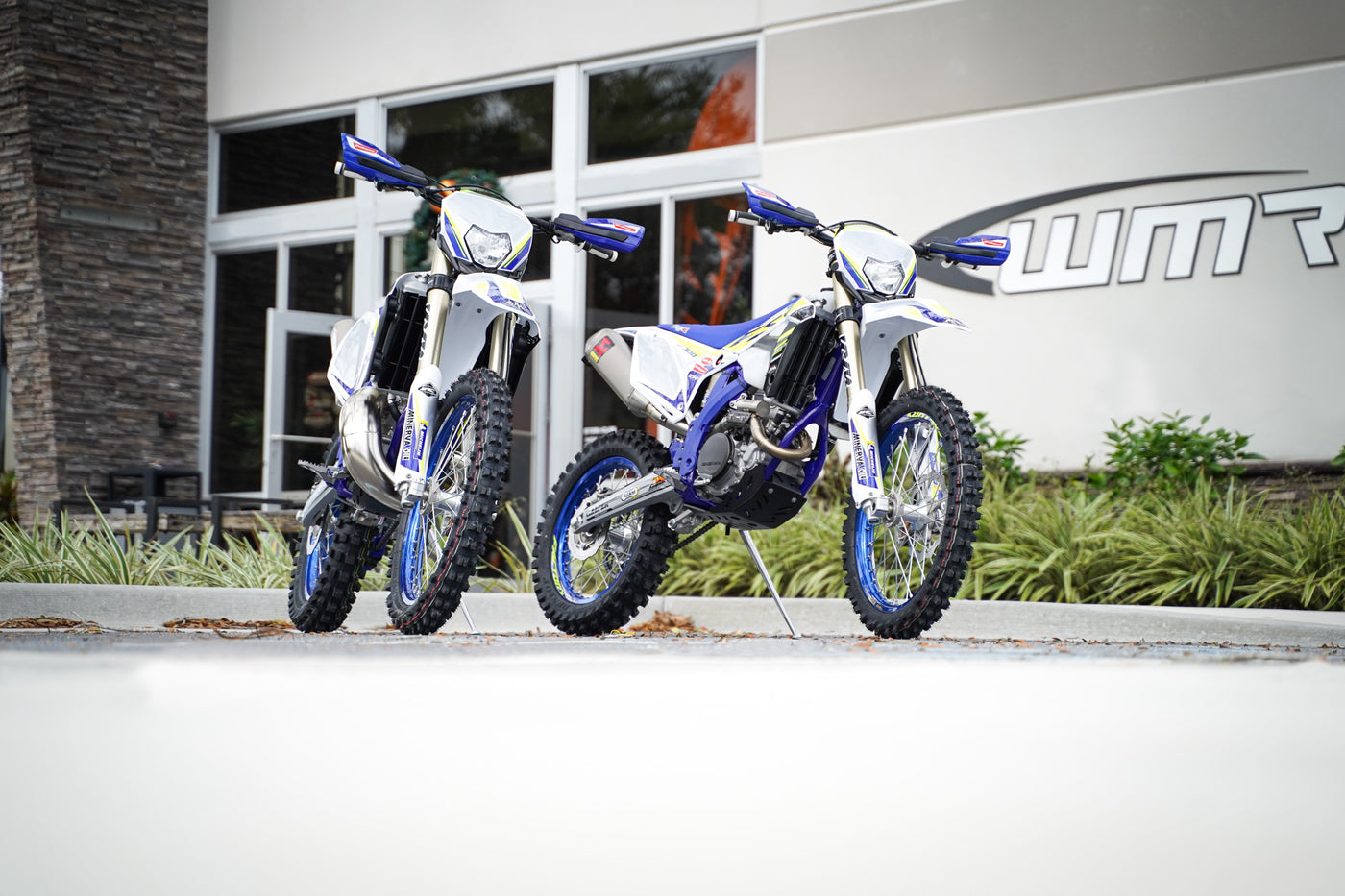 WMR Becomes the South East's largest Sherco Dealer