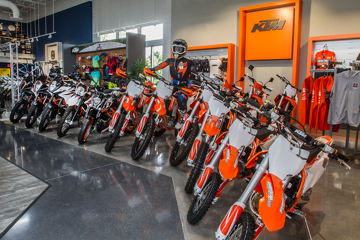 WMR KTM Selection