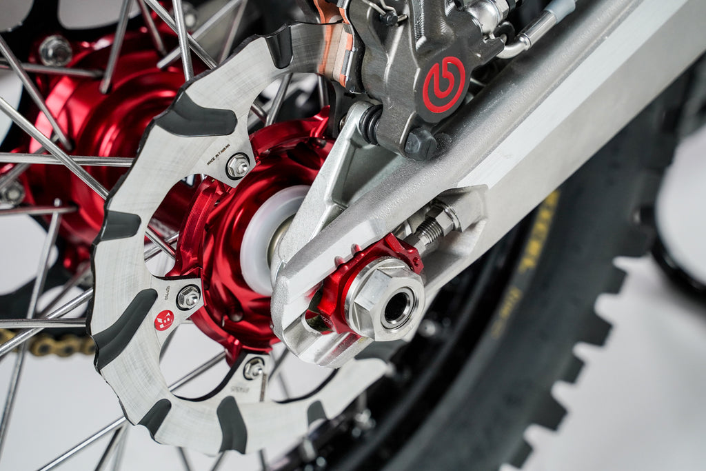 Brembo Brakes on Husqvarna