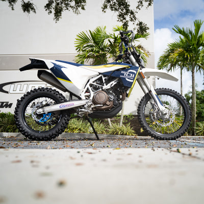 Sold - 2016 Husqvarna 701 Enduro