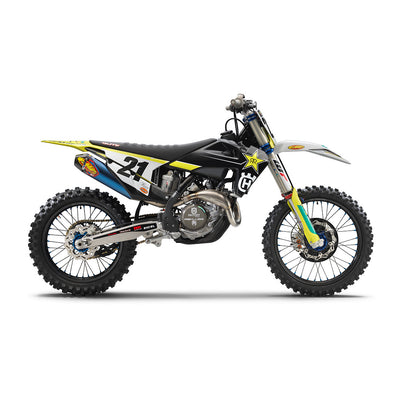 SOLD OUT - 2021 Husqvarna Motorcycles FC 450 ROCKSTAR EDITION