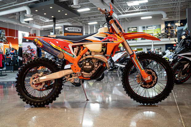 SOLD OUT - 2021 KTM 350 XC-F KAILUB RUSSELL