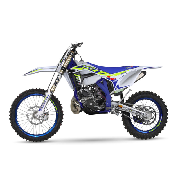 Sherco - 250 SC Factory - 2 Stroke - X-Country