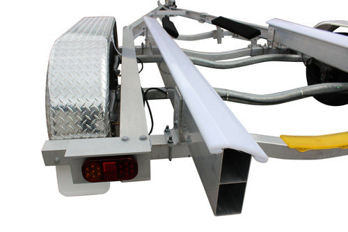 Bunk / Skids - Boat Supports - Wahoo Boat Trailers Yacht Patented Flat-Pack Aluminium Boat Trailers Kit WahooTrailers Australia Queensland Brisbane Adelaide