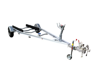 W2025SA - Wahoo Boat Trailers Yacht Patented Flat-Pack Boat Trailers Kit WahooTrailers