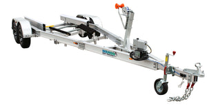 W3200DA - Wahoo Boat Trailers Yacht Patented Flat-Pack Boat Trailers Kit WahooTrailers