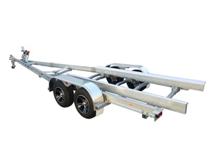 W4500DA - Wahoo Boat Trailers Yacht Patented Flat-Pack Aluminium Boat Trailers Kit WahooTrailers Australia Queensland Brisbane Adelaide
