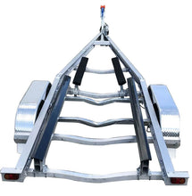 Load image into Gallery viewer, W4535DA - Wahoo Boat Trailers Yacht Patented Flat-Pack Boat Trailers Kit WahooTrailers