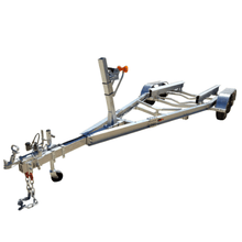 Load image into Gallery viewer, W2000DA - SD - Wahoo Boat Trailers Yacht Patented Flat-Pack Aluminium Boat Trailers Kit WahooTrailers Australia Queensland Brisbane Adelaide