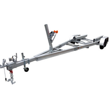 Load image into Gallery viewer, W2000DA - XL - Wahoo Boat Trailers Yacht Patented Flat-Pack Aluminium Boat Trailers Kit WahooTrailers Australia Queensland Brisbane Adelaide