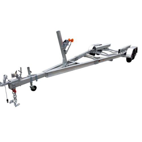 W2000DA - XL - Wahoo Boat Trailers Yacht Patented Flat-Pack Aluminium Boat Trailers Kit WahooTrailers Australia Queensland Brisbane Adelaide