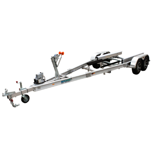 W3545DA - Wahoo Boat Trailers Yacht Patented Flat-Pack Aluminium Boat Trailers Kit WahooTrailers Australia Queensland Brisbane Adelaide