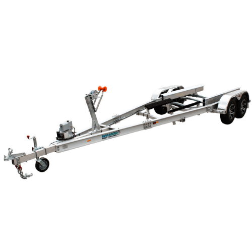 W3200DA - Wahoo Boat Trailers Yacht Patented Flat-Pack Aluminium Boat Trailers Kit WahooTrailers Australia Queensland Brisbane Adelaide