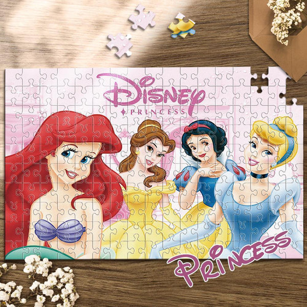 Disney Jigsaw Puzzle 35-1000 pièces - Disney Princess