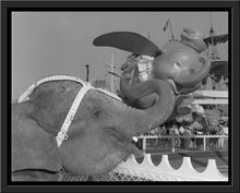 "Load image into Gallery viewer, ""Elephant & Dumbo"" from Disney Photo Archives"