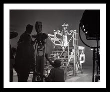 "Load image into Gallery viewer, ""Cinderella on Set"" from Disney Photo Archives"