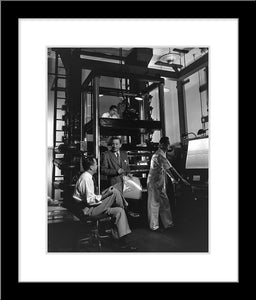 """Walt & the Multiplane Camera"" from Disney Photo Archives"