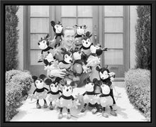 "Load image into Gallery viewer, ""Walt & Mickey Dolls"" from Disney Photo Archives"