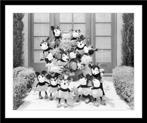 """Walt & Mickey Dolls"" from Disney Photo Archives"
