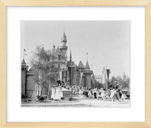 "Load image into Gallery viewer, ""Disneyland Sleeping Beauty Castle"" from Disney Photo Archives"