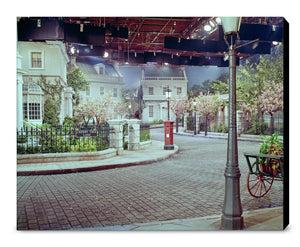 """Cherry Tree Lane"" from Disney Photo Archives"