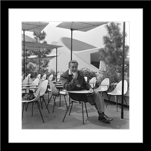 """Walt Winking"" from Disney Photo Archives"