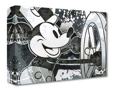 "Load image into Gallery viewer, ""Steamboat Willie"" by ARCY"
