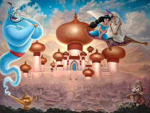 """A Whole New World"" by Jared Franco"