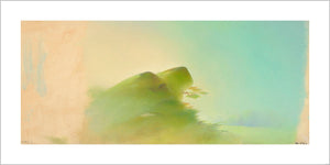 """Bambi Visual Development - 05"" Concept Art by Tyrus Wong"