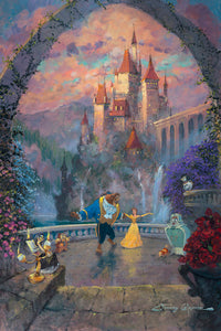 """Beast and Belle Forever"" by James Coleman"