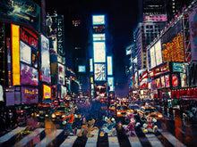 "Load image into Gallery viewer, ""Bright Lights of Manhattan"" by Rodel Gonzalez"