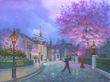 "Load image into Gallery viewer, ""Cherry Tree Lane"" by Michael Humphries"