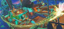 "Load image into Gallery viewer, ""Clash for Neverland"" by Alex Ross"