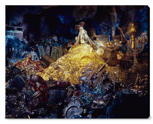 """Pirates of the Caribbean Treasure"" from Disney Photo Archives"