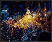 "Load image into Gallery viewer, ""Pirates of the Caribbean Treasure"" from Disney Photo Archives"