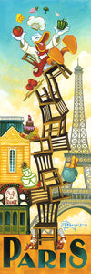 """Donald's Paris"" by Tim Rogerson"