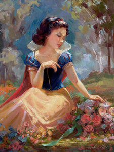 """Gathering Flowers"" by Lisa Keene"