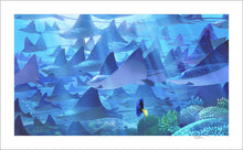 "Load image into Gallery viewer, ""Losing Dory"" by Daniel López Muñoz"