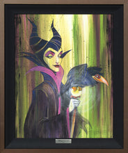 "Load image into Gallery viewer, ""Maleficent the Wicked"" by Stephen Fishwick"